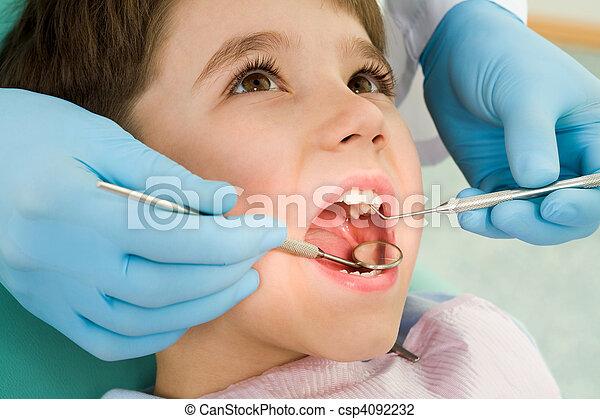 Unpleasant procedure - csp4092232