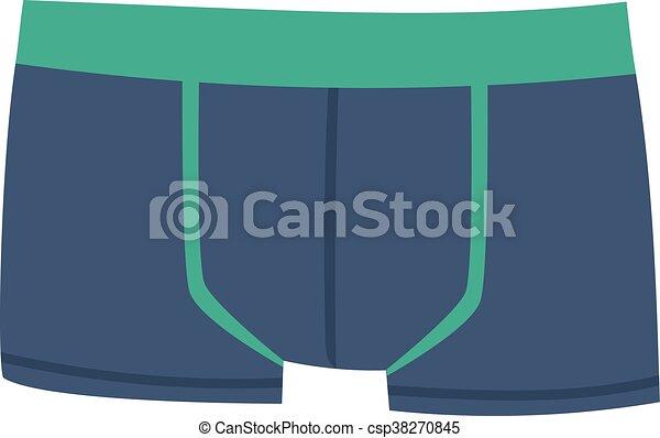 Trunks Unterhose