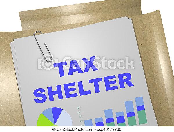 Steuerschutzkonzept - csp40179760
