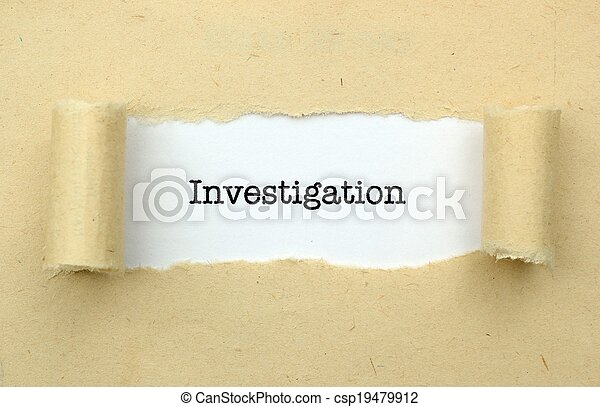Untersuchung - csp19479912