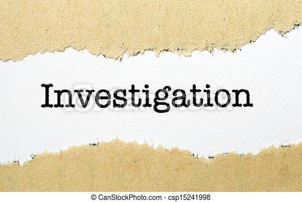 Untersuchung - csp15241998