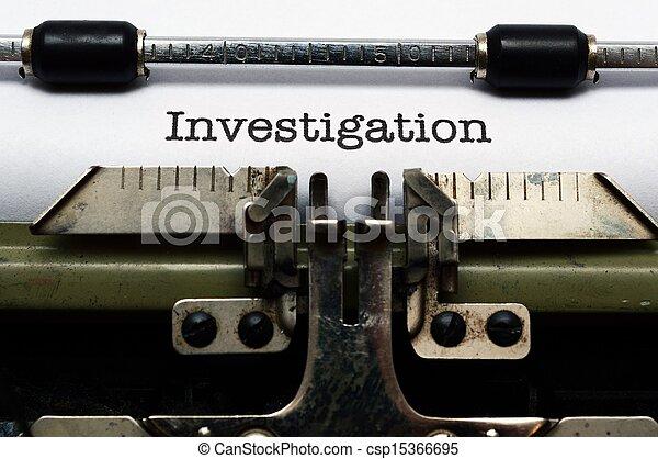 Untersuchung - csp15366695