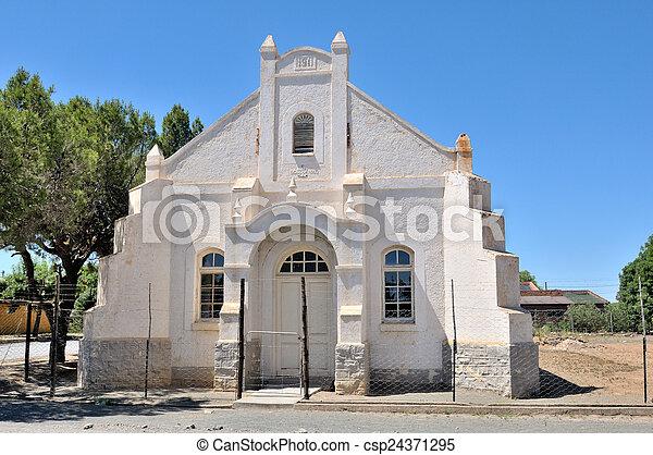 Unused church, Hanover - csp24371295