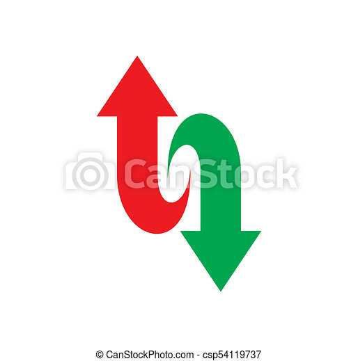 Up Down Arrows Infographic Stock Illustrations – 179 Up Down Arrows  Infographic Stock Illustrations, Vectors & Clipart - Dreamstime
