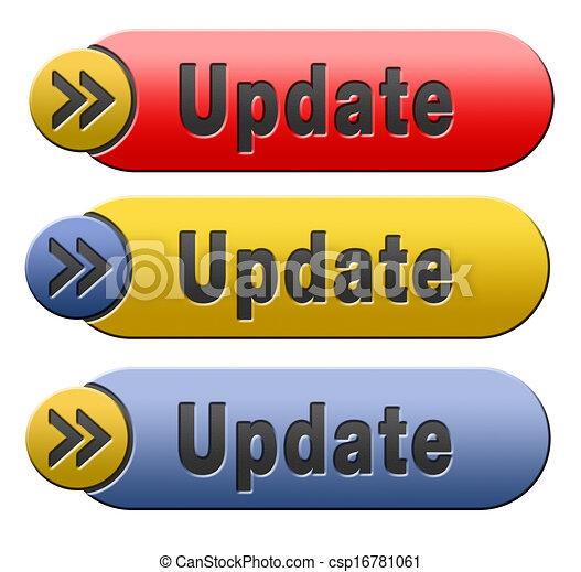 update button - csp16781061