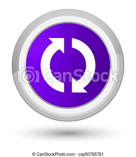 Update icon prime purple round button - csp50765761