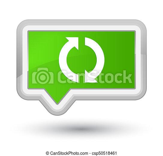 Update icon prime soft green banner button - csp50518461
