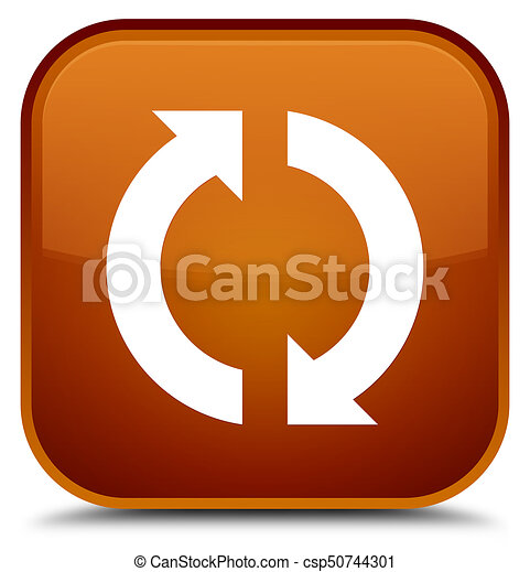 Update icon special brown square button - csp50744301