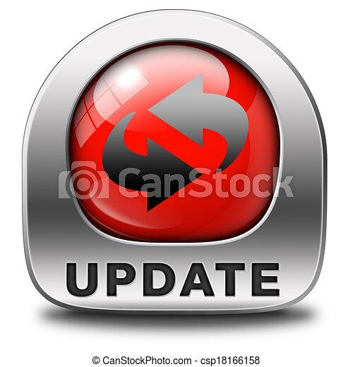 update icon - csp18166158