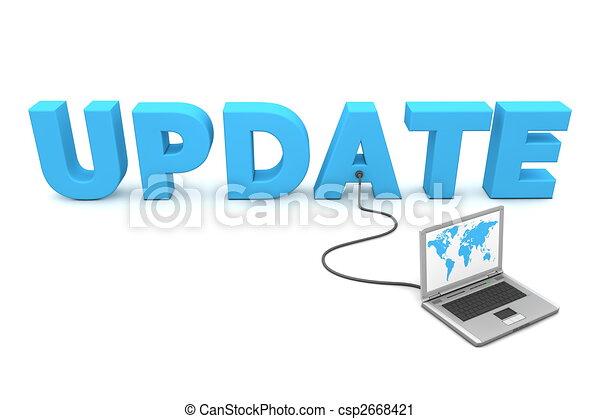 Update Me - csp2668421