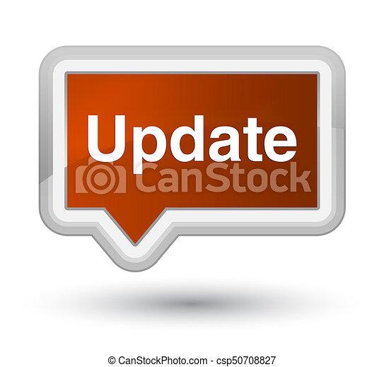 Update prime brown banner button - csp50708827