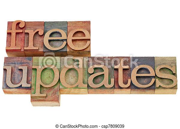 updates, libero - csp7809039