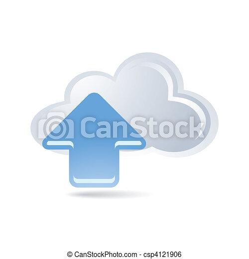 upload cloud - csp4121906
