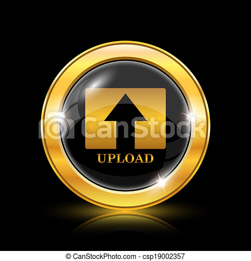 Upload icon - csp19002357