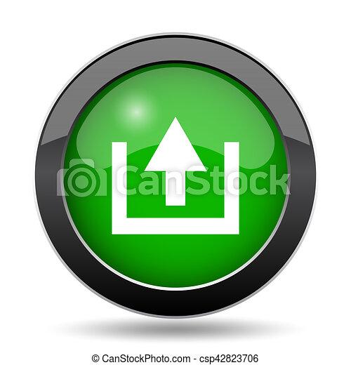 Upload icon - csp42823706