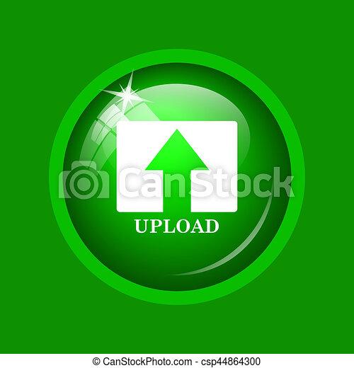 Upload icon - csp44864300