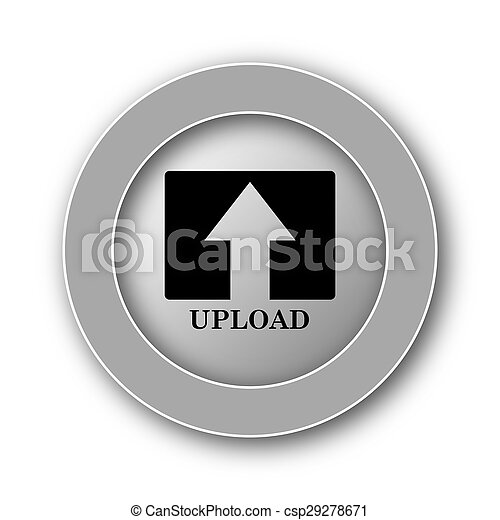 Upload icon - csp29278671