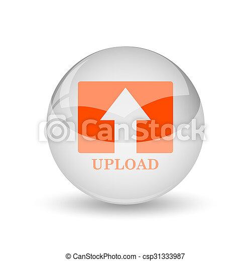 Upload icon - csp31333987