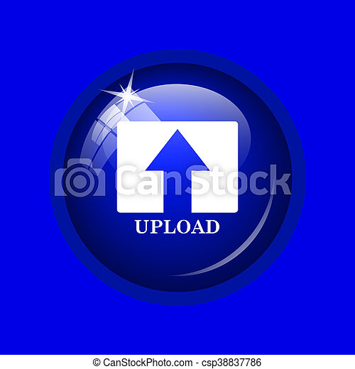 Upload icon - csp38837786