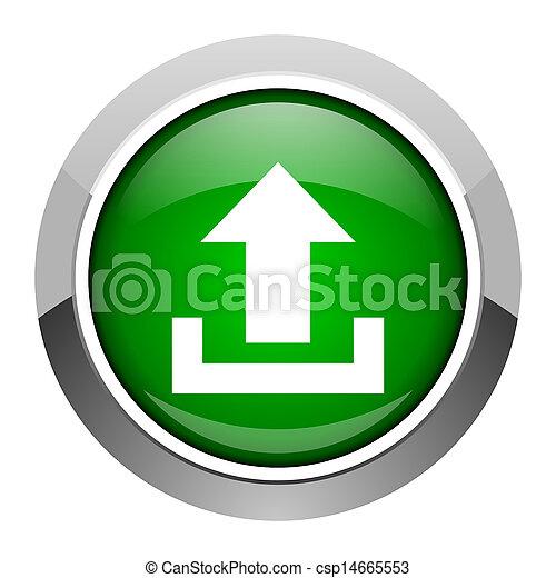 upload icon - csp14665553
