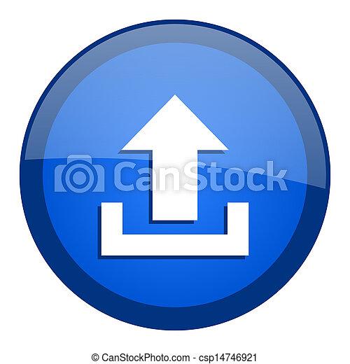 upload icon - csp14746921