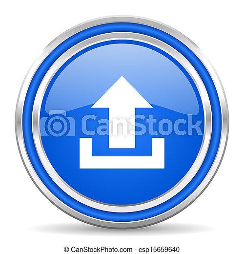 upload icon - csp15659640