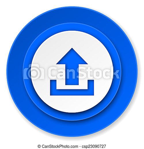 upload icon - csp23090727