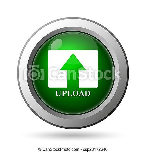 Upload icon - csp28172646
