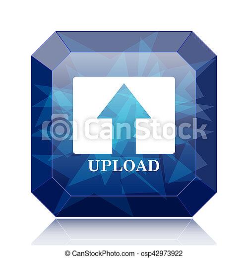 Upload icon - csp42973922