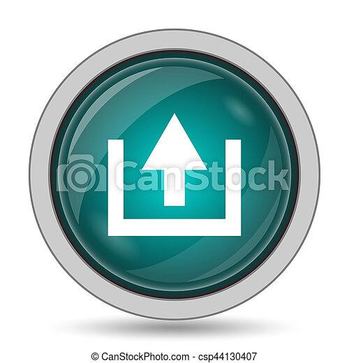 Upload icon - csp44130407