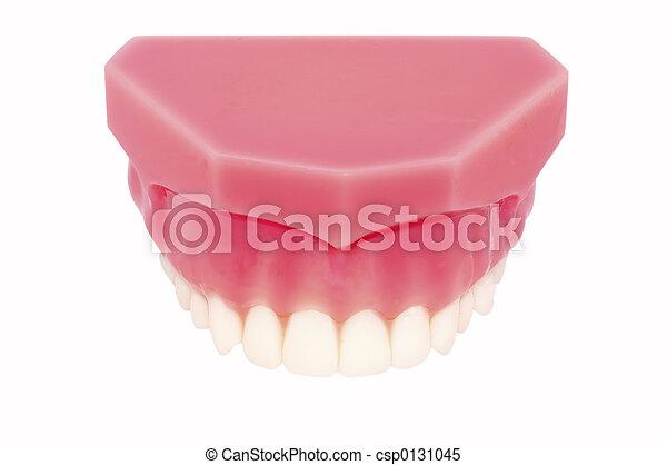 Upper Teeth - csp0131045