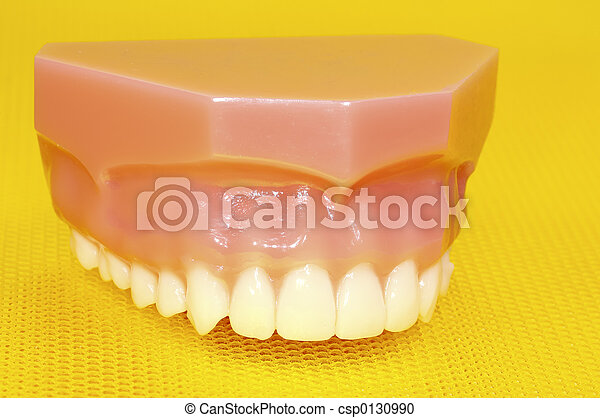 Upper Teeth - csp0130990