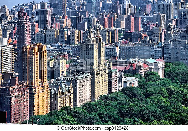 Upper West Side NY - csp31234281