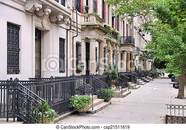 Upper West Side - csp21511619