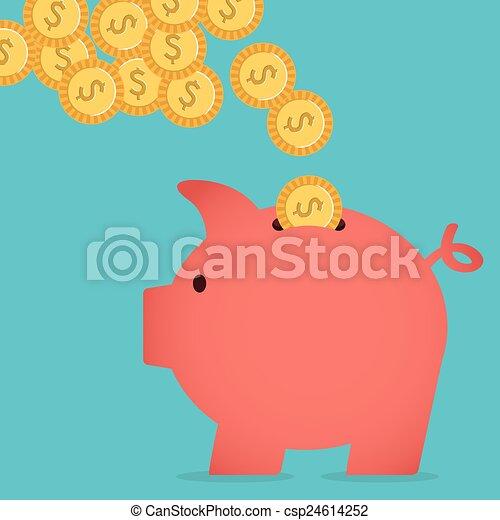 uratujcie pieniądze - csp24614252