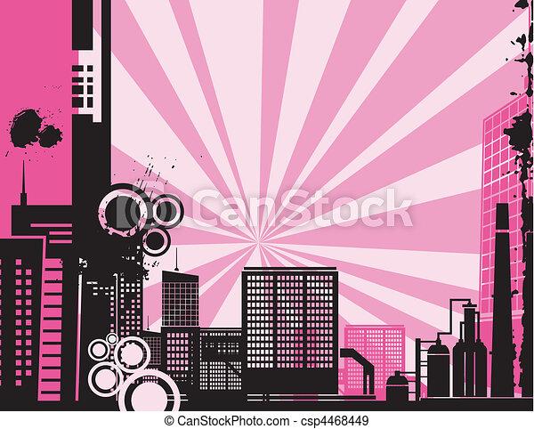 urbain, art - csp4468449
