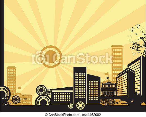urbain, art - csp4462082