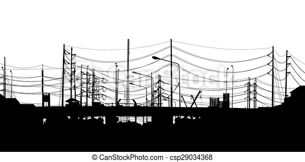 urbain, premier plan - csp29034368