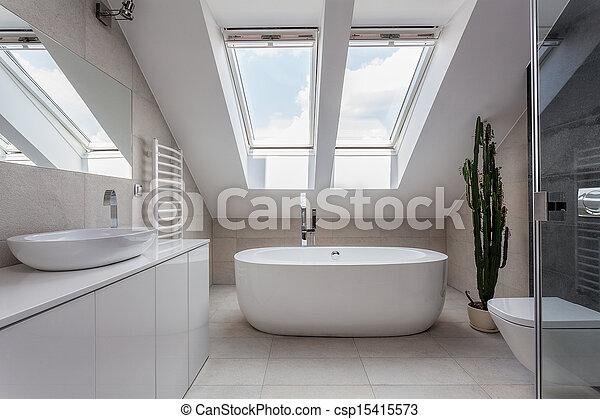 Urbain, salle bains, appartement, - Urbain, salle bains, appartement ...