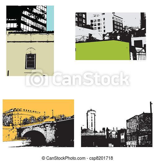 urbain, vectors - csp8201718