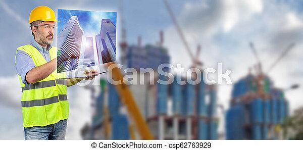 urban building planning concept - csp62763929