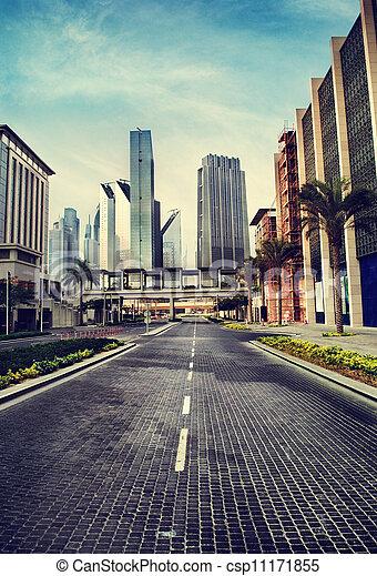 Urban City - csp11171855