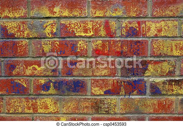 Urban Graffiti - csp0453593