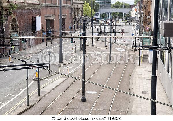 Urban Scene - csp21119252