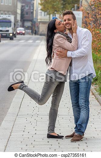 urbano, par, armando, amando - csp27355161