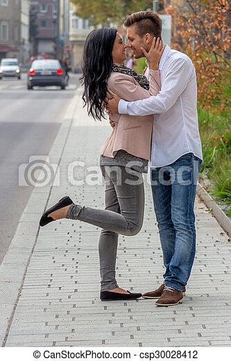 urbano, par, armando, amando - csp30028412