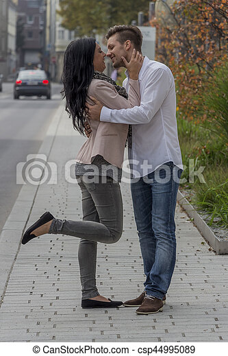 urbano, par, armando, amando - csp44995089