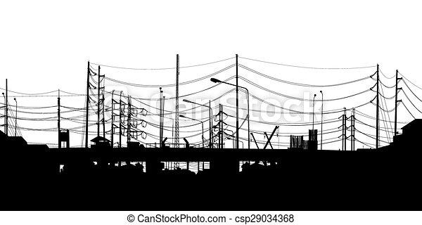 urbano, primeiro plano - csp29034368