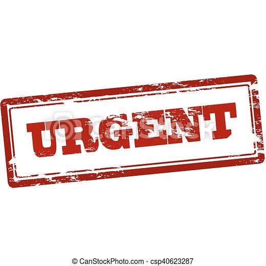 Urgent - csp40623287