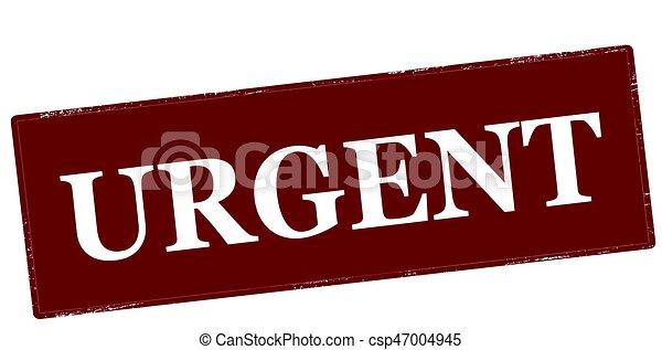 Urgent - csp47004945